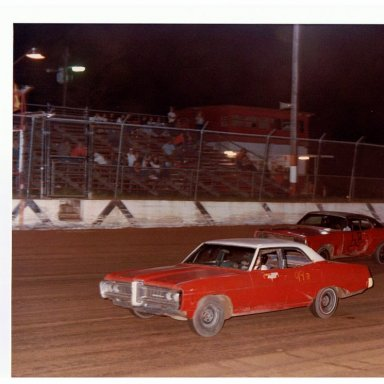 Volusia County Speedway 4/81