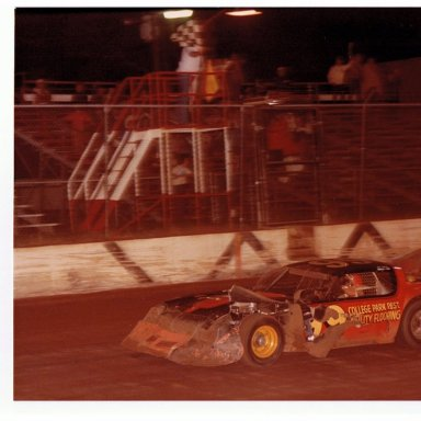 Volusia County Speedway 5/81