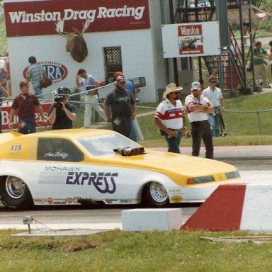 Jim White 2 87 Col Ohio