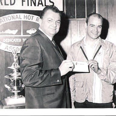 Ed & George Hurst 1967