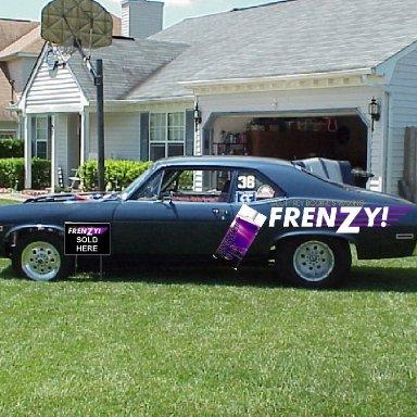 Car Frenzy