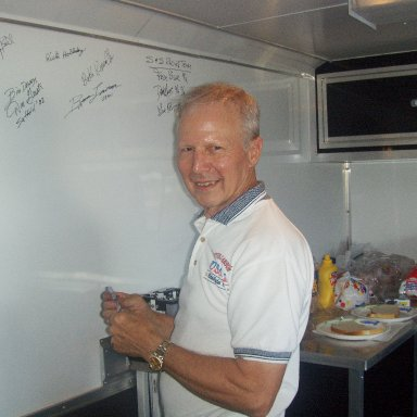 Bruce Larson-USA1 (Suffolk Reunion 2008)
