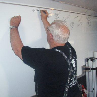 Stanley Shoppel-Mr. Ford (Suffolk Reunion 2008)