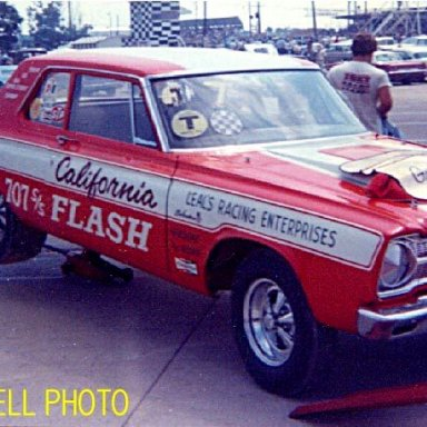 GV SS BUTCH LEAL 65PLYMOUTH