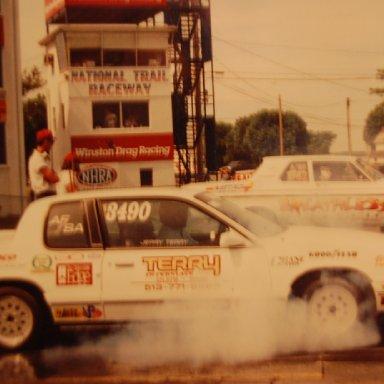 Jerrys 1991 Olds Calais AF/SA
