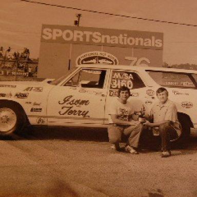 Isom & Terry 1968 Chevelle Wgn M/SA