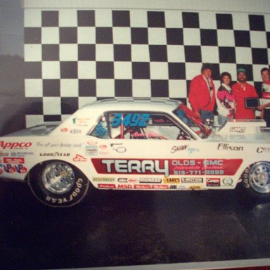 Jerrys 1966 Ford Mustang SST SG