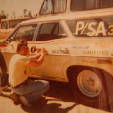 Jerrys 1968 Impala Wgn P/SA