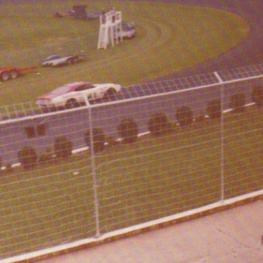 cale at martinsville