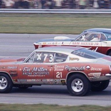 Super Stock Nationals 1969 Ed Miller 2