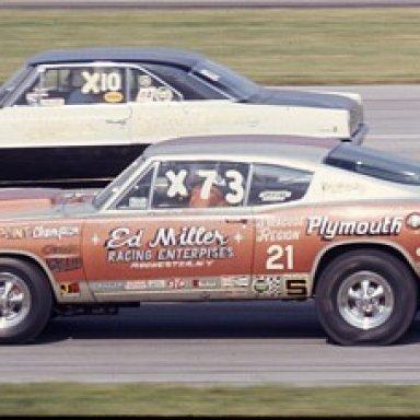 Super Stock Nationals 1969 Ed Miller 3