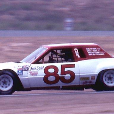 Mark Stahl - 1982