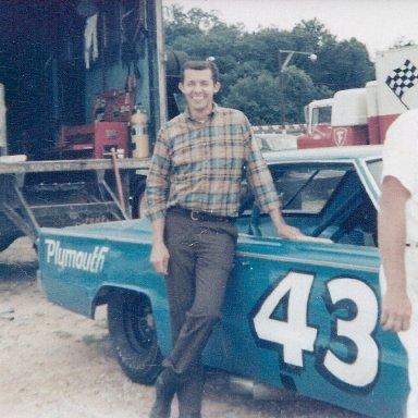 Petty @ New Asheville Speedway
