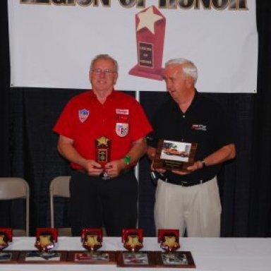 Herb McCandless Legion of Honor Award '08