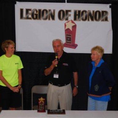 Darwin Doll Legion of Honor Award '08