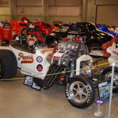 Pacer's Automotive at York Reunion '08
