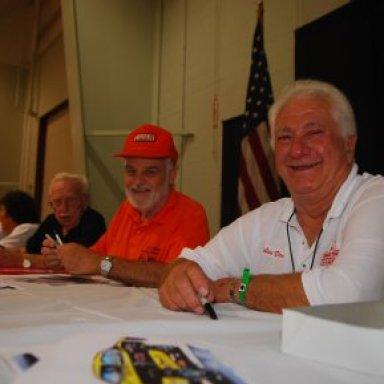 Arlen Vanke, Ed Miller, & Earl Wade at York Reunion '08