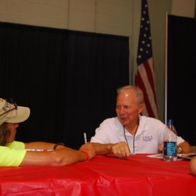 Bruce Larson at York Reunion '08