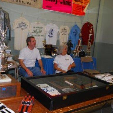 Dave Strickler Racing Ent. at York Reunion '08