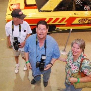 Jeff Tinsley at York Reunion '08