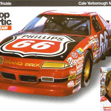 1990 #66 Dick Trickle Phillips 66 Grand Prix