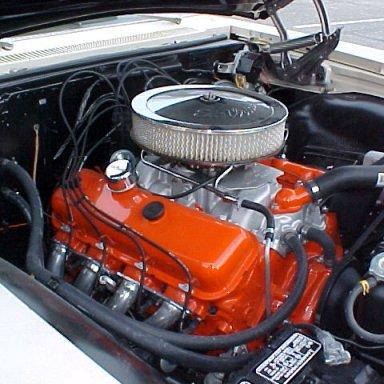 1966 engine