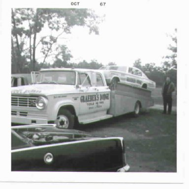 State of the art 1967 tow rig.