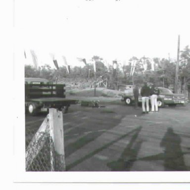 M @ W Gulf's 58 Chevy