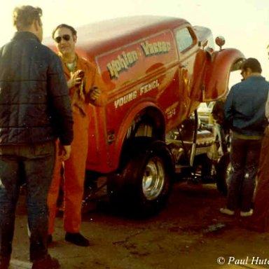 Kohler Vasser Ford Cammer Thames Pomona 67- Hutch