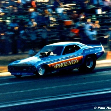 """Phoenix"" Fassl Pierce & Johnson- Beeline 1974-Hutch Photo"