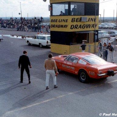Gas Ronda Beeline 1965 - Hutch Photo