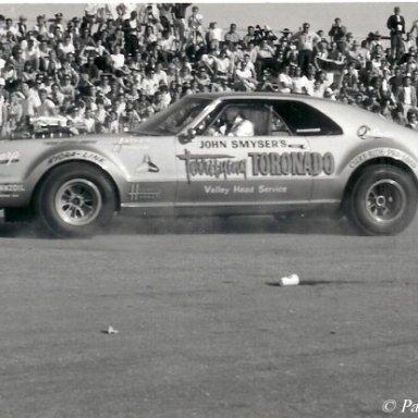 John Smyser Bakersfield 1966 - Hutch