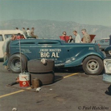 """Big Al"" Jim Lytle Irwindale 66 - Hutch"