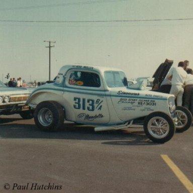 Jack Ditmar & Herb Moller - Irwindale  1966 -Hutch