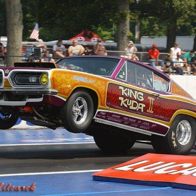 Bucky Hess's 08 car