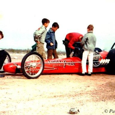Fisher & Greth Speed Sport Beeline 65 - Hutch