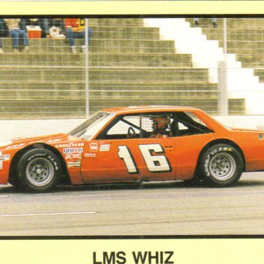 #16 Butch Lindley