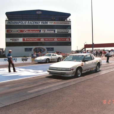 2003 INDY TK 2003 GETTING TO LINE