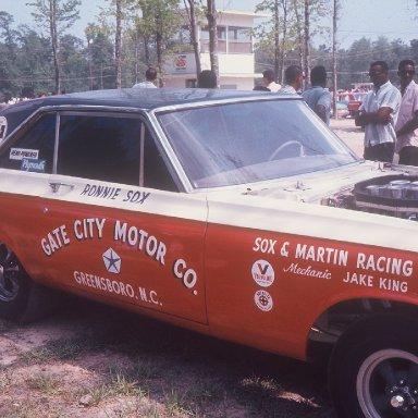 1965 US 13 Match Racing