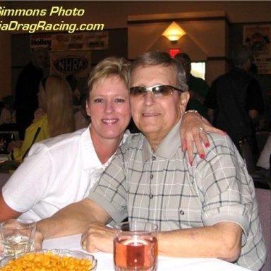 Diane & Ronnie at Bowling Green