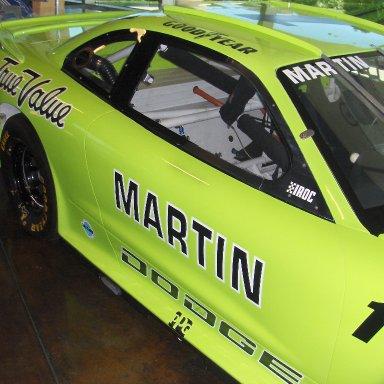 Mark Martin IROC Champion