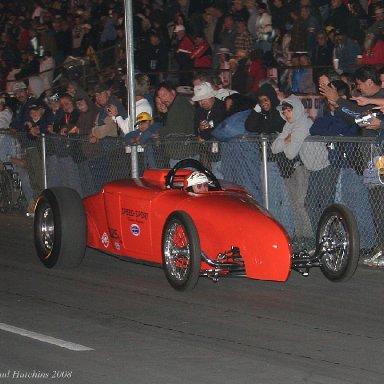 "Red Greth ""Speed Sport Special""  Cacklefest 2008 CHR -Hutch"