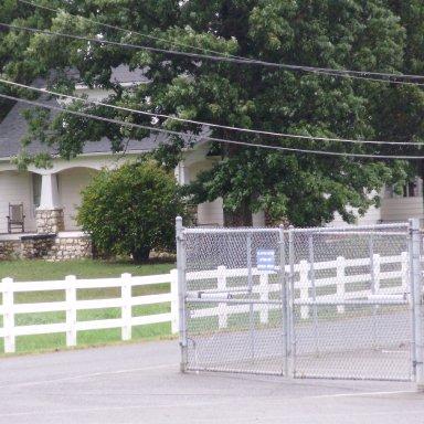 Richard Pettys childhood home