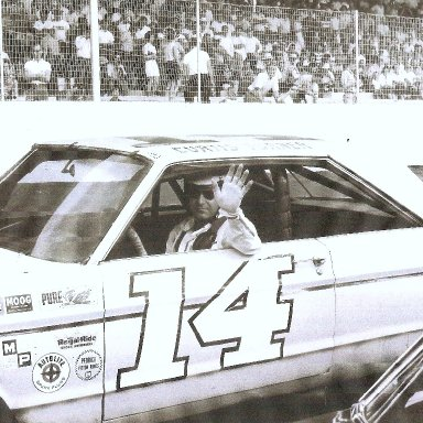 Curtis Turner @ Darlington