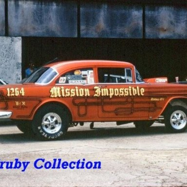 Mission Impossible 55 Chevy MP