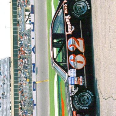 1987 #62 John Linville Lemon's Auto Parts