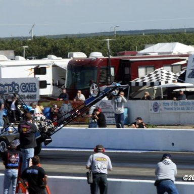 Dragster Wheelstand