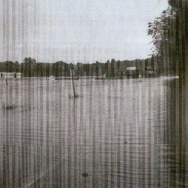 New Asheville Speedway 1977 flood