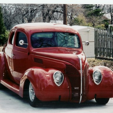 My 39 Ford