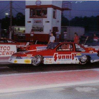 1989 Bill Kuhlman PM Beretta